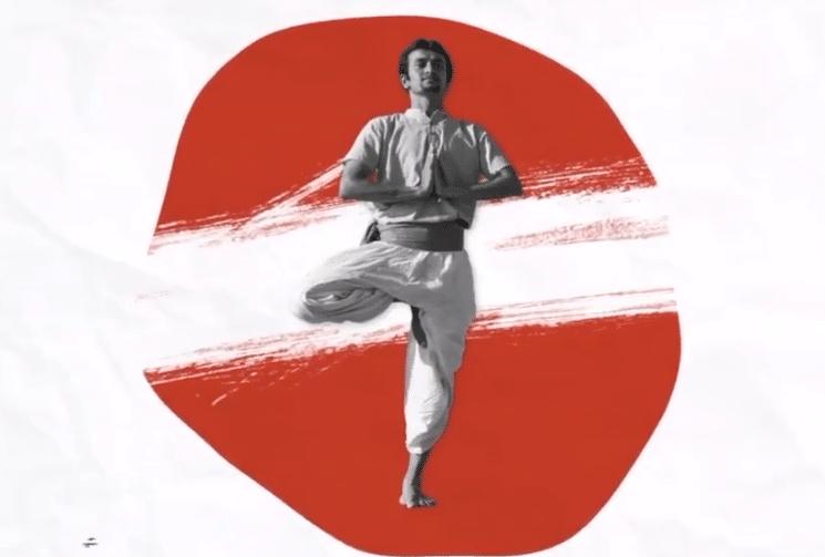没有教导,没有道德伦理——只有瑜伽