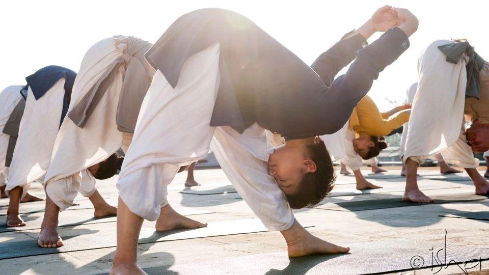 "-11月Isha瑜伽全国课程报名"""