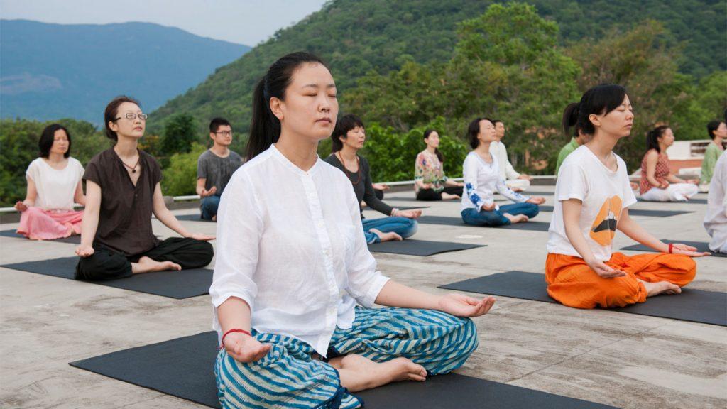 Isha Kriya 引导冥想