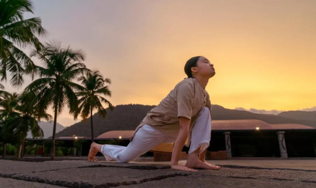 Isha瑜伽在海南开课啦!