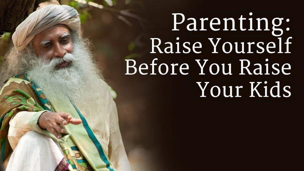 抚养孩子前先提升自己