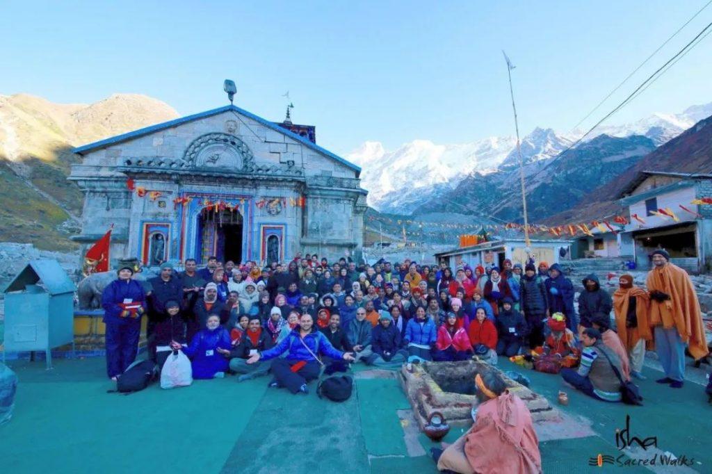 """021年Isha喜马拉雅神圣行走——一生一次的旅程(萨古鲁团)"""""""