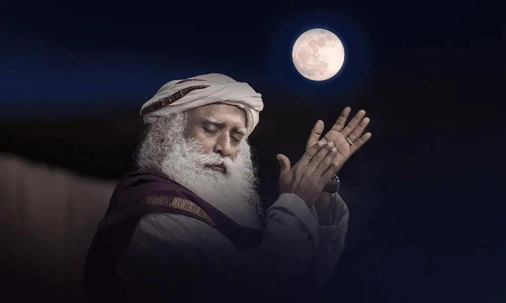 神秘的月亮丨与萨古鲁满月嬉舞,敬请期待