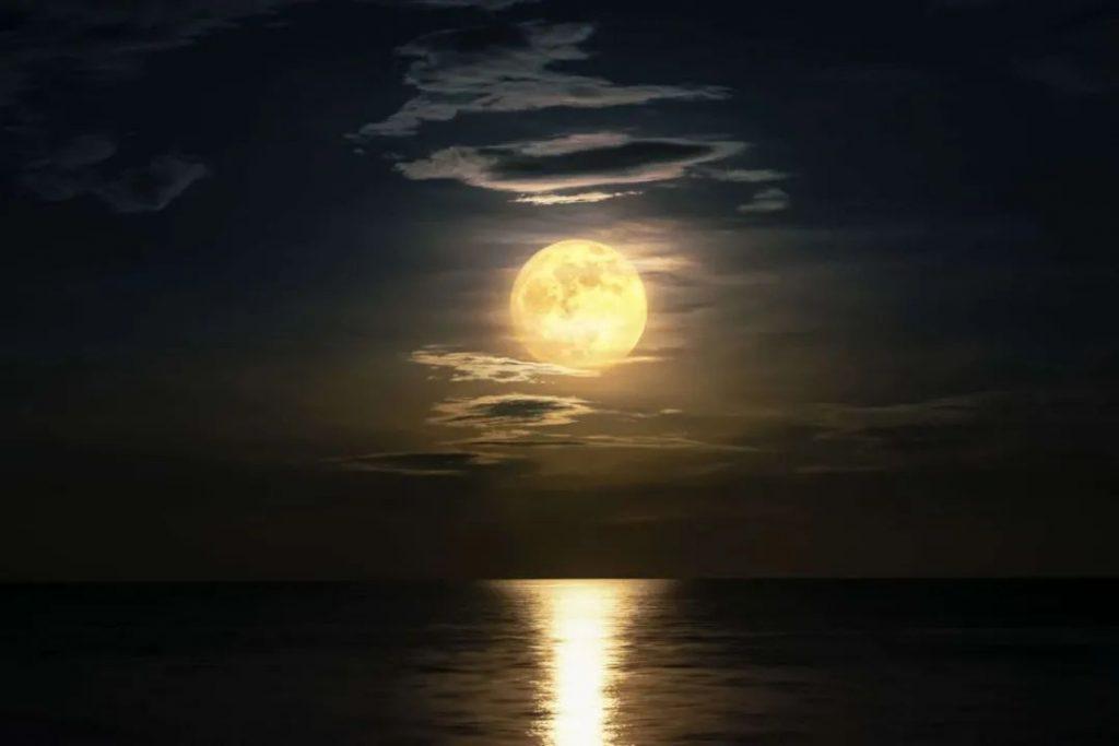 月亮——为什么你应该利用它魔法般神秘的力量丨6月24日与萨古鲁满月嬉舞