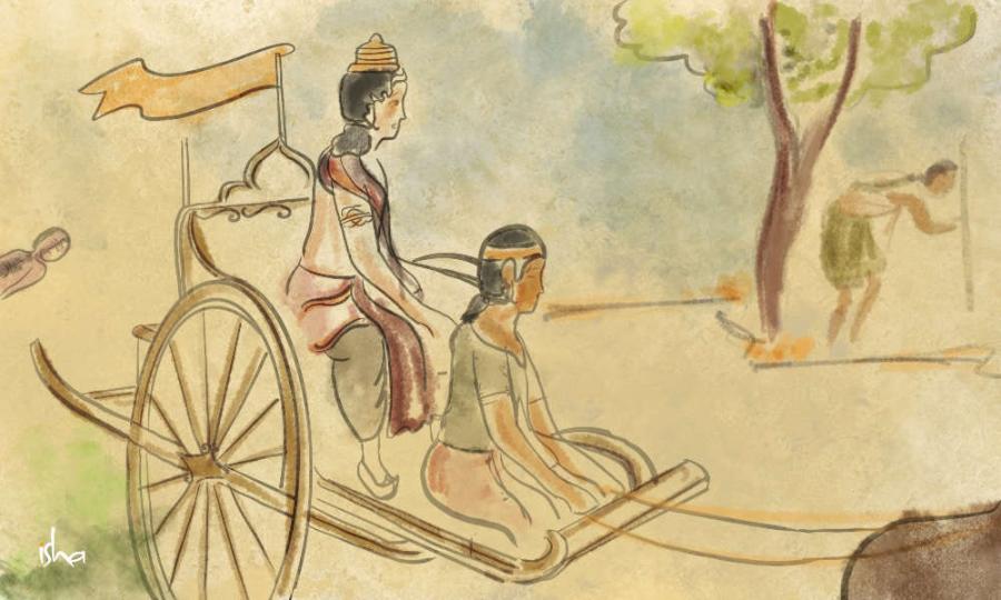 佛陀故事连载(一)丨乔达摩佛陀的早期生活