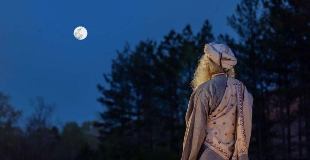 与萨古鲁满月嬉舞——舞动全球丨8月22日