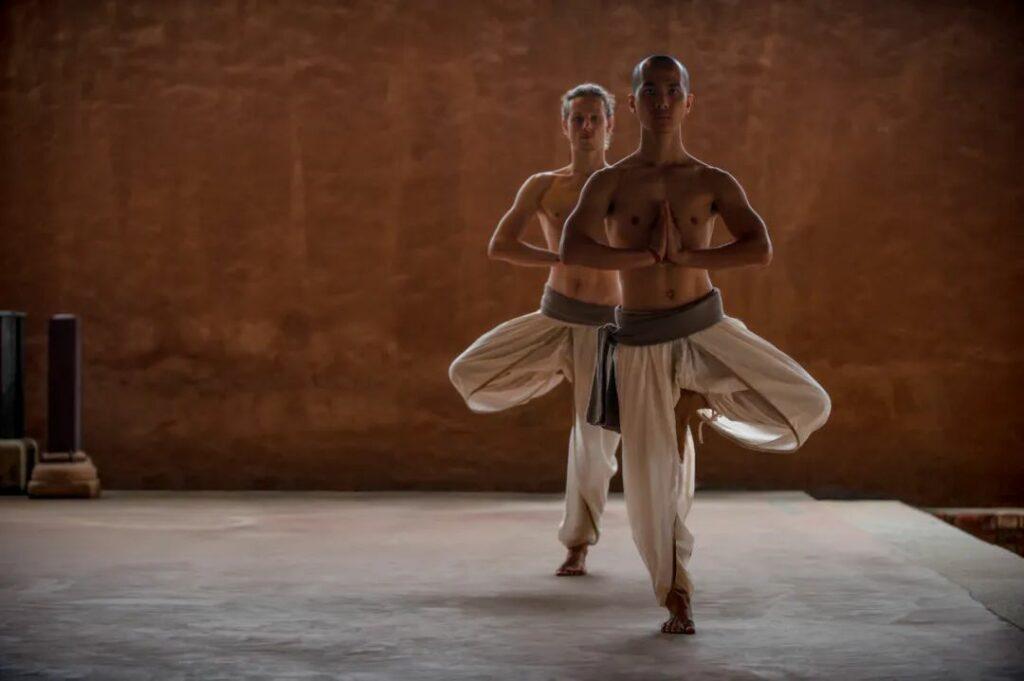 瑜伽体式——使你绽放终极的潜能
