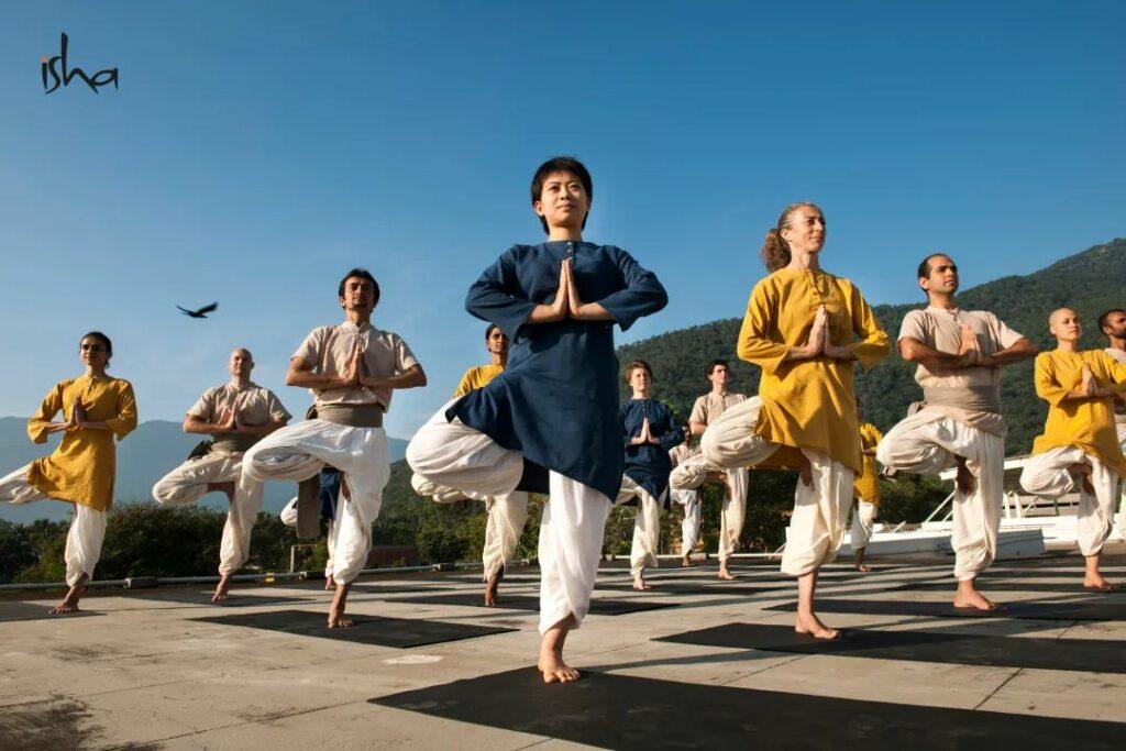 学员分享丨瑜伽的喜悦轻盈而美妙