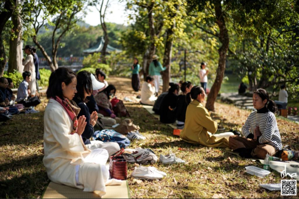 静修营学员分享丨在更深的维度体验生命